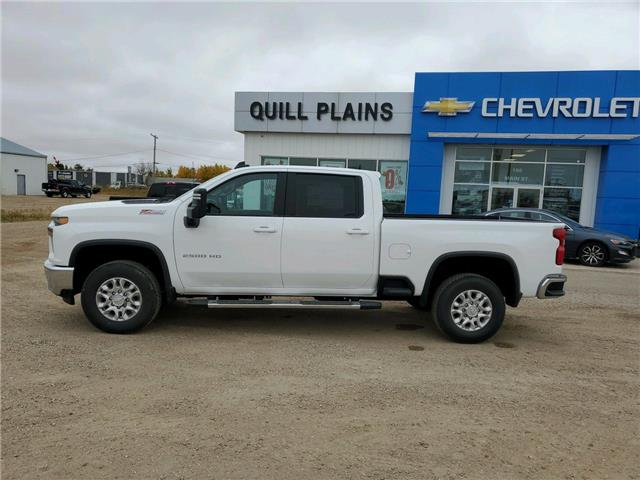 2020 Chevrolet Silverado 2500HD LT (Stk: 20T145) in Wadena - Image 1 of 20