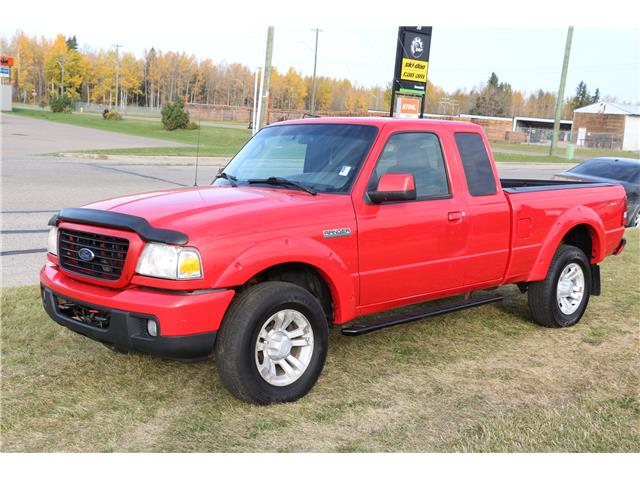 2007 Ford Ranger Sport (Stk: LP084) in Rocky Mountain House - Image 1 of 16
