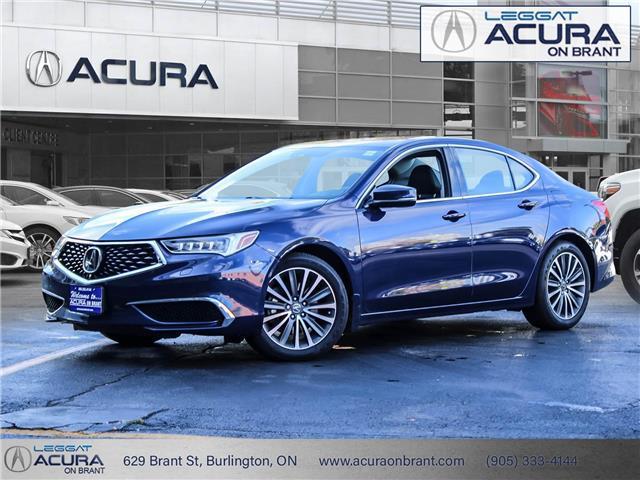 2018 Acura TLX Tech (Stk: 4311) in Burlington - Image 1 of 23