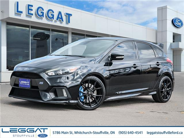 2016 Ford Focus RS Base (Stk: U5446) in Stouffville - Image 1 of 30