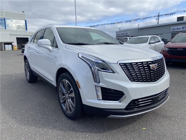 2021 Cadillac XT5 Premium Luxury (Stk: M018) in Thunder Bay - Image 1 of 21