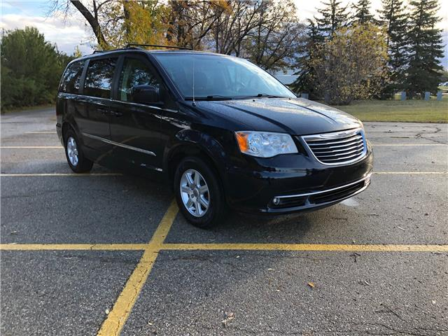 2011 Chrysler Town & Country Touring (Stk: ) in Winnipeg - Image 1 of 20