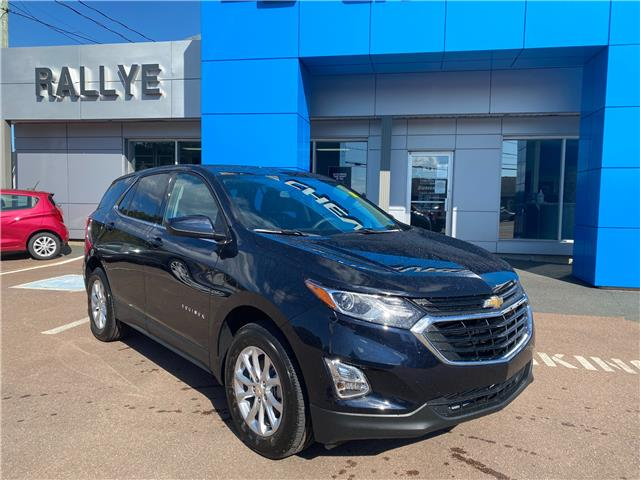 2020 Chevrolet Equinox LT (Stk: G1631) in Rexton - Image 1 of 14