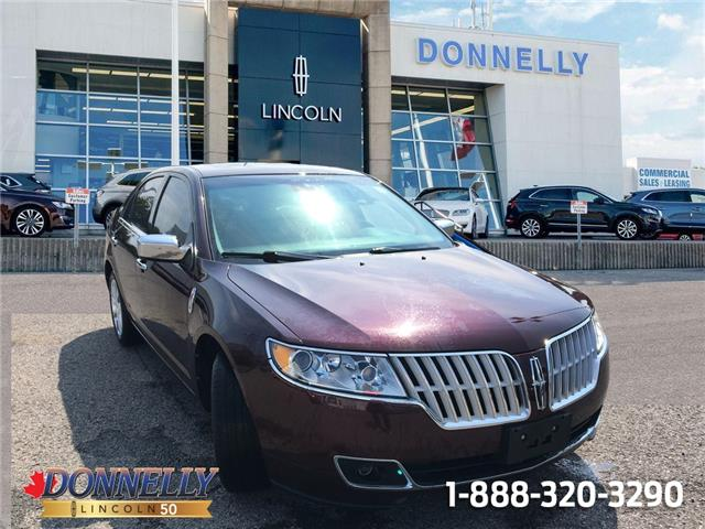 2011 Lincoln MKZ Base 3LNHL2GC0BR773216 CLDU6502A in Ottawa