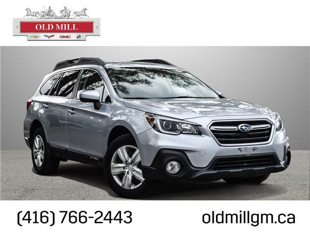 2018 Subaru Outback 2.5i (Stk: 266214U) in Toronto - Image 1 of 21