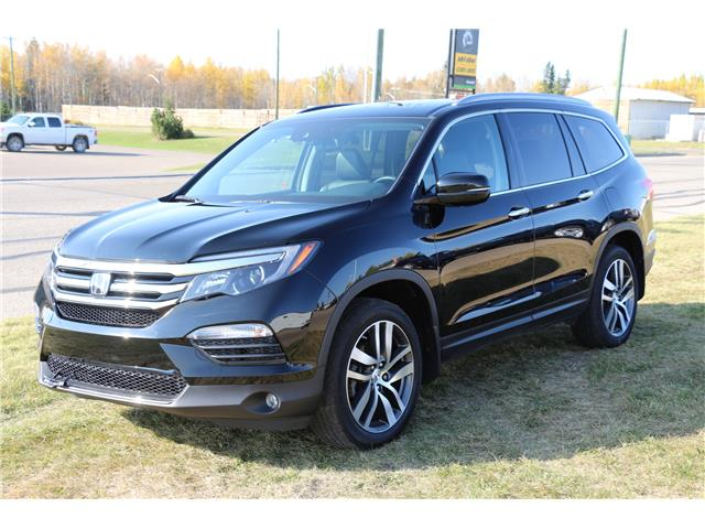 2017 Honda Pilot Touring (Stk: LP086) in Rocky Mountain House - Image 1 of 30