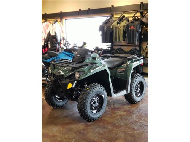 2021 Can-Am OUTLANDER DPS 570  (Stk: ATV21-000858) in YORKTON - Image 1 of 6