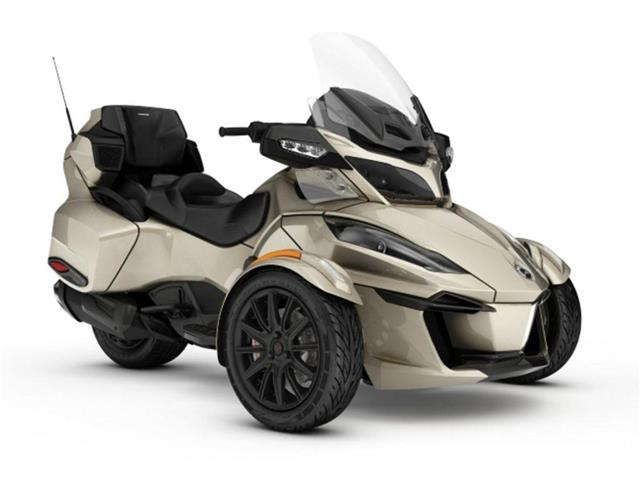 Used 2018 Can-Am Spyder® RT Limited Dark   - SASKATOON - FFUN Motorsports Saskatoon