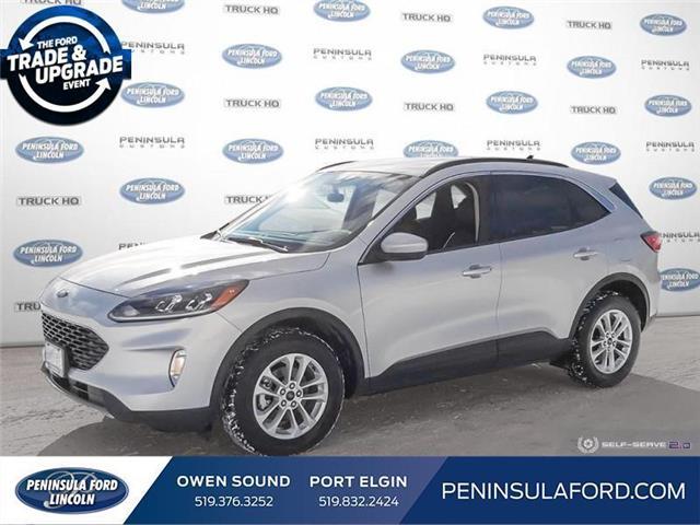 2020 Ford Escape SEL (Stk: 20ES02) in Owen Sound - Image 1 of 24