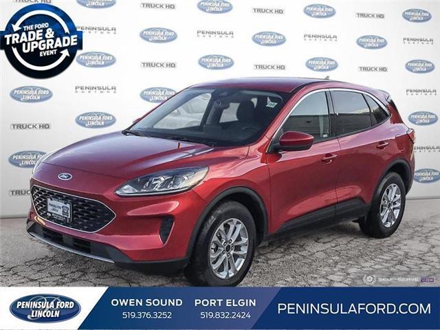 2020 Ford Escape SE (Stk: 20ES14) in Owen Sound - Image 1 of 25
