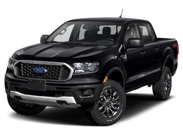 2020 Ford Ranger  Black