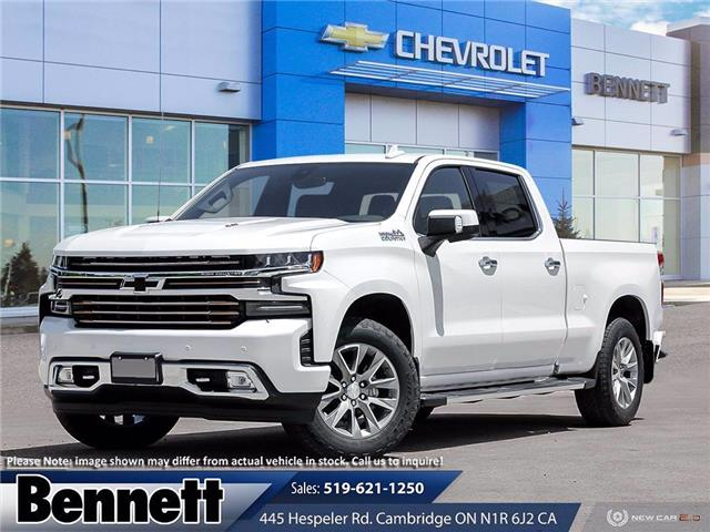 2020 Chevrolet Silverado 1500 High Country (Stk: D200884) in Cambridge - Image 1 of 23