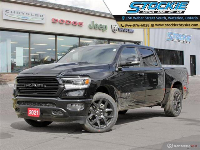 2021 RAM 1500 Rebel (Stk: 35005) in Waterloo - Image 1 of 27