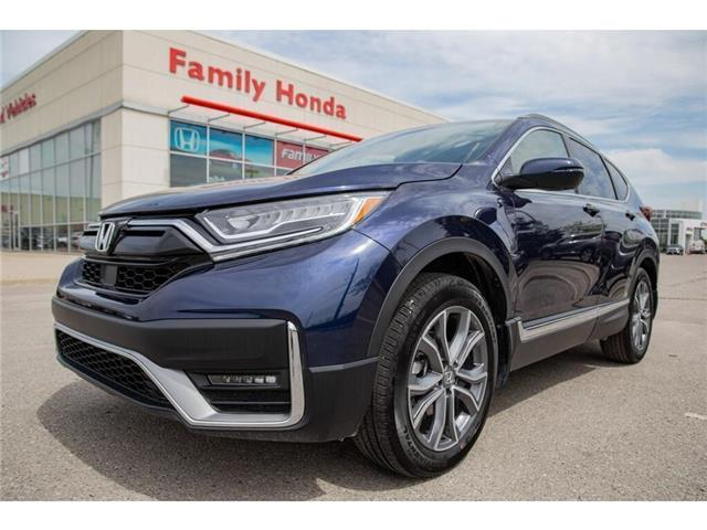 2020 Honda CR-V Touring (Stk: 0203970) in Brampton - Image 1 of 21