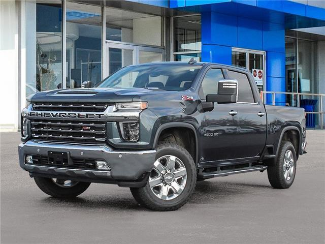 2020 Chevrolet Silverado 3500HD LTZ (Stk: L205) in Chatham - Image 1 of 22