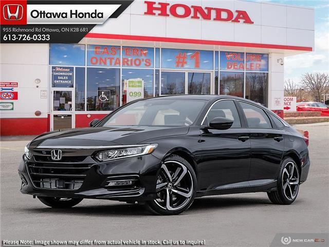 2020 Honda Accord Sport 1.5T (Stk: 340420) in Ottawa - Image 1 of 23