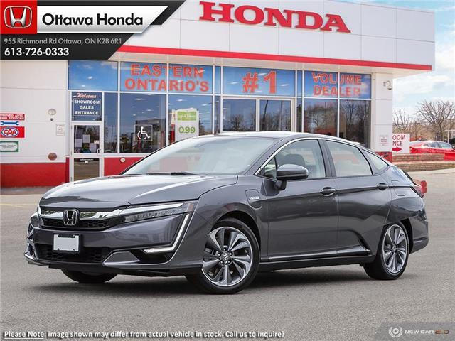 2020 Honda Clarity Plug-In Hybrid Base (Stk: 336510) in Ottawa - Image 1 of 23