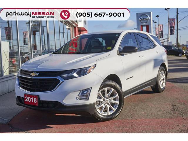 2018 Chevrolet Equinox LS (Stk: N1709) in Hamilton - Image 1 of 21