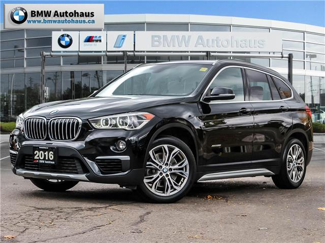 2016 BMW X1 xDrive28i (Stk: P9815) in Thornhill - Image 1 of 28