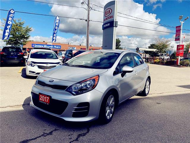 2017 Kia Rio5  (Stk: K0539) in North York - Image 1 of 27