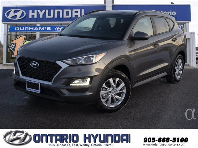 2021 Hyundai Tucson Preferred w/Trend Package (Stk: 328102) in Whitby - Image 1 of 20