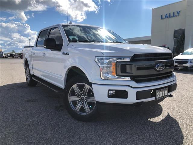 2018 Ford F-150 XLT (Stk: S6754A) in Leamington - Image 1 of 25