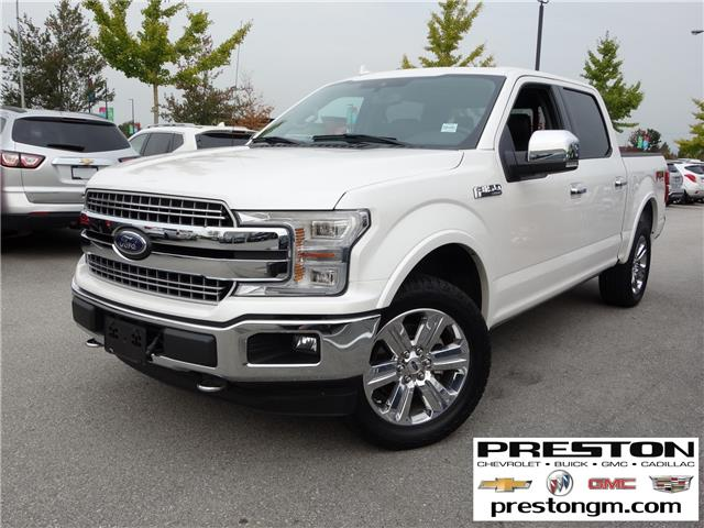 2018 Ford F-150  (Stk: X30551) in Langley City - Image 1 of 29