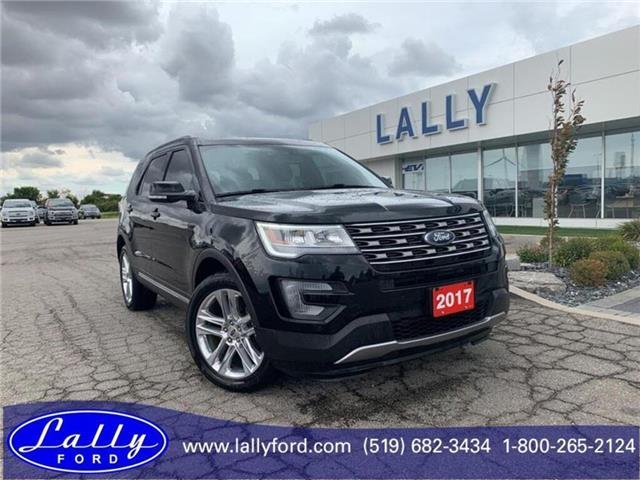 2017 Ford Explorer XLT (Stk: 26902A) in Tilbury - Image 1 of 21