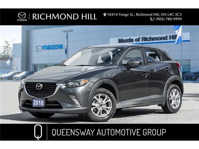 2018 Mazda CX-3 GS (Stk: P0532) in Richmond Hill - Image 1 of 19