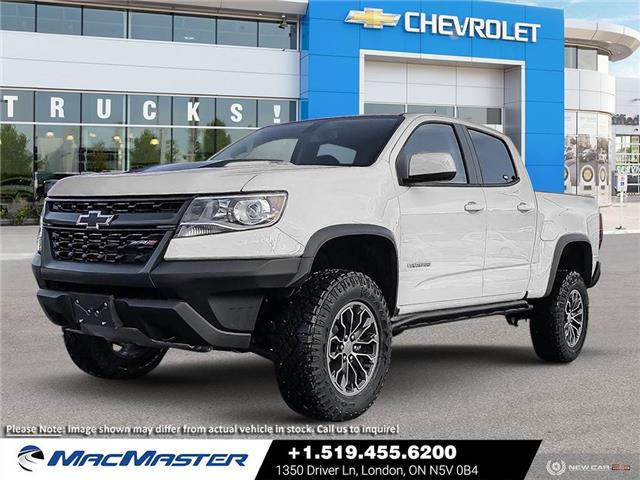 2021 Chevrolet Colorado ZR2 (Stk: 201029) in London - Image 1 of 22