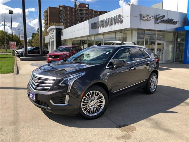 2018 Cadillac XT5 Luxury (Stk: 20086A) in Chatham - Image 1 of 21