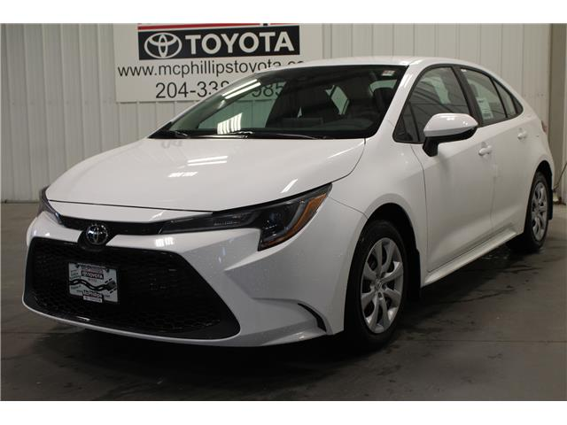 2021 Toyota Corolla LE (Stk: P151034) in Winnipeg - Image 1 of 19