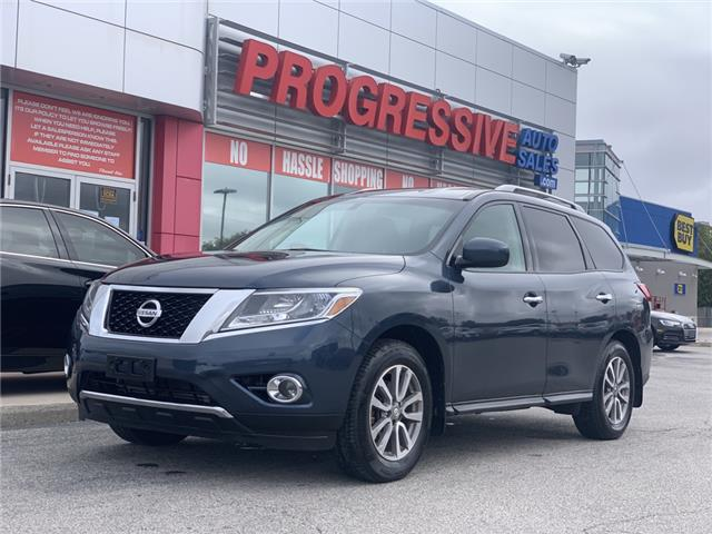 2016 Nissan Pathfinder SV (Stk: GC619747) in Sarnia - Image 1 of 25