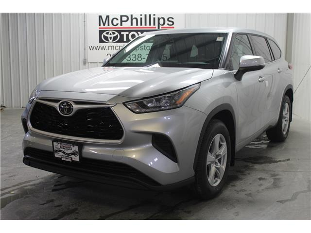 2020 Toyota Highlander LE (Stk: S051814) in Winnipeg - Image 1 of 21