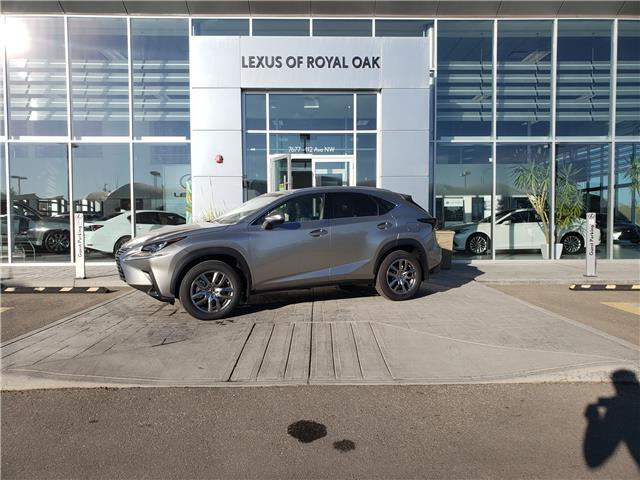2021 Lexus NX 300 Base (Stk: L21025) in Calgary - Image 1 of 13