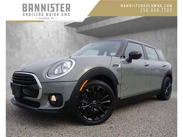 2019 MINI Clubman Cooper (Stk: 20-729A) in Kelowna - Image 1 of 24