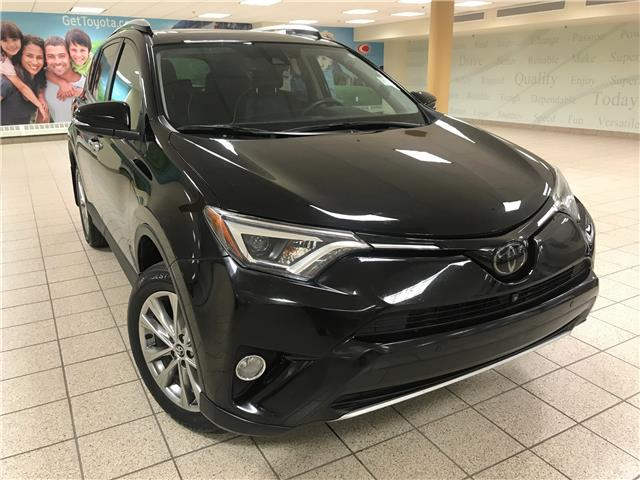2016 Toyota RAV4 Limited (Stk: 201385A) in Calgary - Image 1 of 24