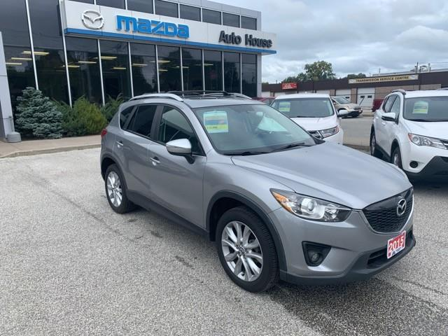 2015 Mazda CX-5 GT (Stk: M4355) in Sarnia - Image 1 of 9