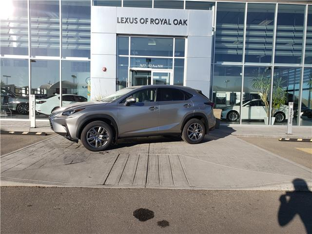 2021 Lexus NX 300 Base (Stk: L21023) in Calgary - Image 1 of 12