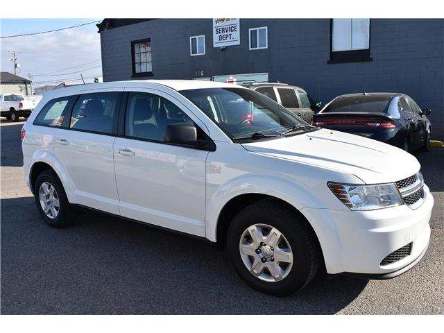 2012 Dodge Journey CVP/SE Plus (Stk: P38015) in Saskatoon - Image 1 of 21