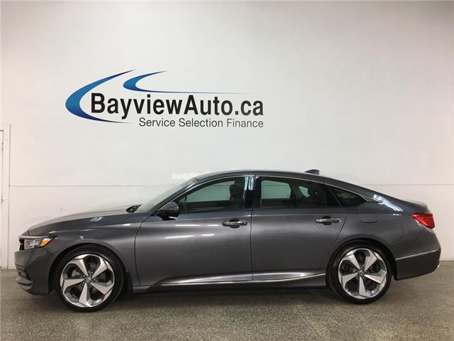 2019 Honda Accord Touring 1.5T (Stk: 37272W) in Belleville - Image 1 of 30