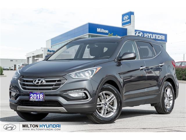 2018 Hyundai Santa Fe Sport 2.4 Base (Stk: 524845A ) in Milton - Image 1 of 19