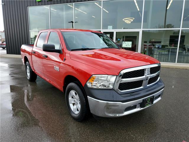 2018 RAM 1500 ST (Stk: 5779 Tillsonburg) in Tillsonburg - Image 1 of 30