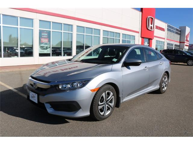 2018 Honda Civic LX (Stk: U1154) in Fort St. John - Image 1 of 18