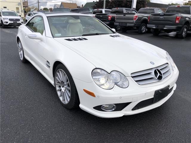 2008 Mercedes-Benz SL-Class Base (Stk: 20210B) in Cornwall - Image 1 of 26