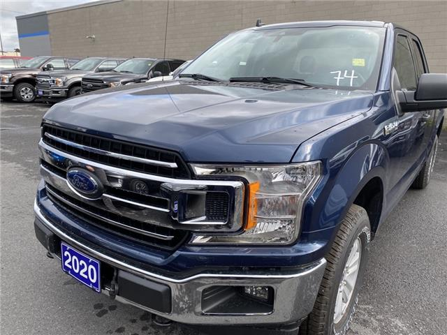 2020 Ford F-150 XLT (Stk: 20293) in Cornwall - Image 1 of 12