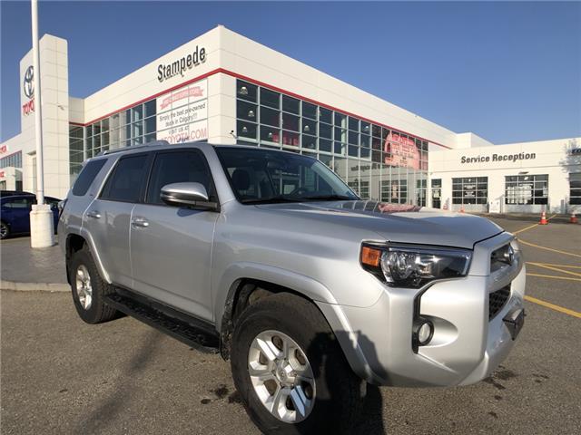 2018 Toyota 4Runner SR5 (Stk: 9213A) in Calgary - Image 1 of 12