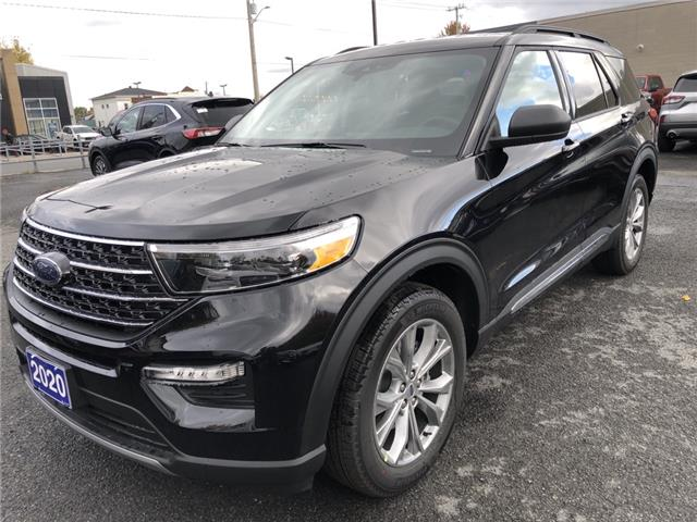 2020 Ford Explorer XLT (Stk: 20358) in Cornwall - Image 1 of 12
