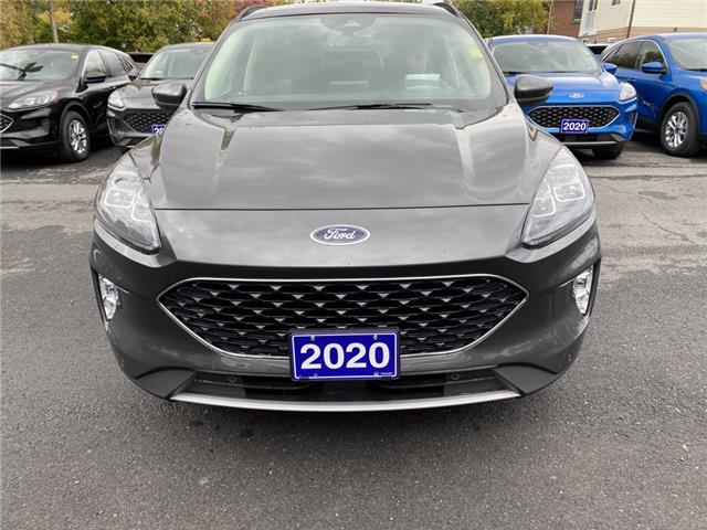 2020 Ford Escape Titanium Hybrid (Stk: 20332) in Cornwall - Image 1 of 15