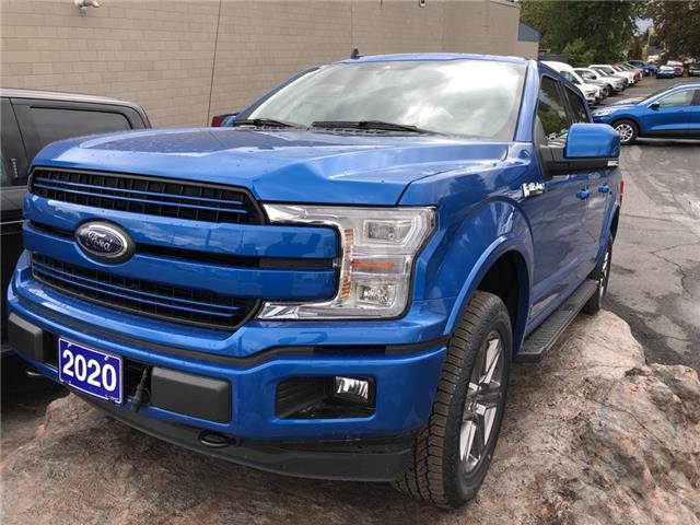 2020 Ford F-150 Lariat (Stk: 20334) in Cornwall - Image 1 of 12